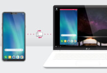 Virtoo by LG is a smartphone app for LG PC users