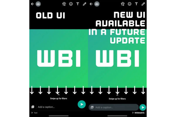 WhatsApp Gets Small Changes In UI