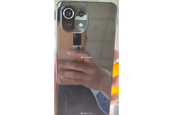 Xiaomi Mi 11 Lite Rear Camera