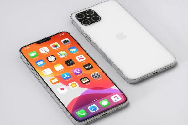 iPhone 13 renders