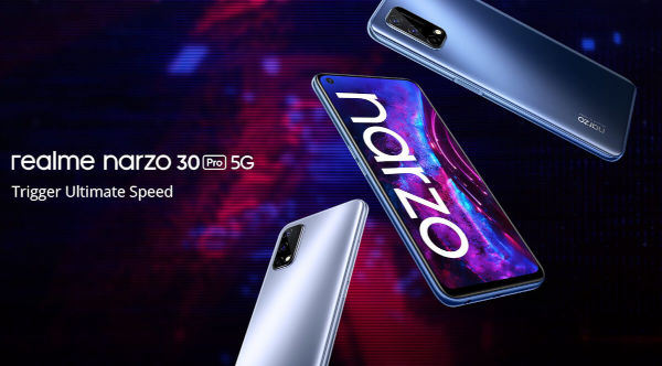 realme Narzo 30 Pro launched