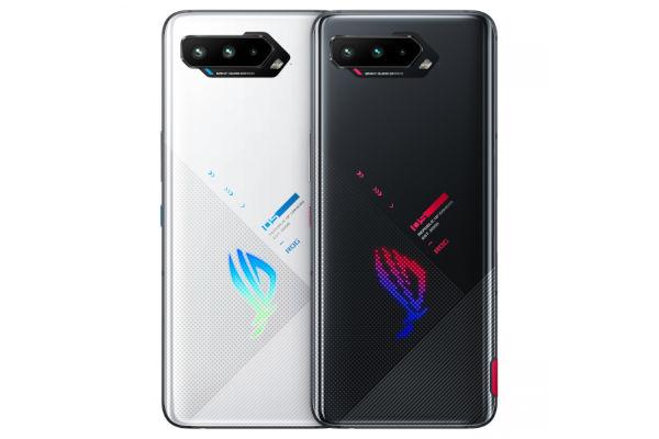 Asus ROG Phone 5 in colors