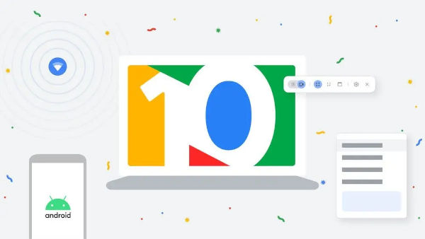 Chrome OS turns 10 gets new update with cool features