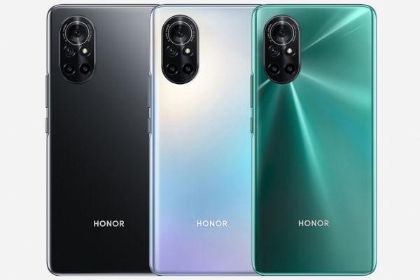 HONOR V40 Lite in colors