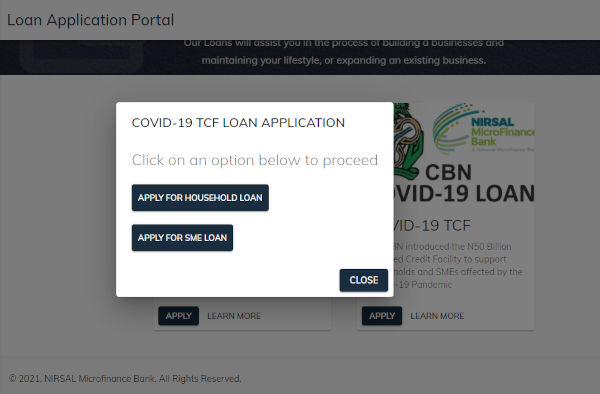 How To Apply For Covid 19 Loan 2021 1