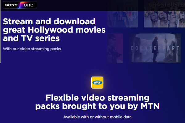 MTN and Sony One