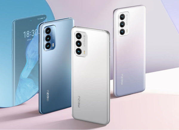 Meizu 18 launched