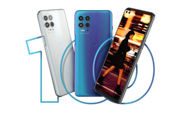 Moto G100 launched