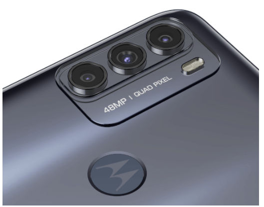 Moto G50 rear camera
