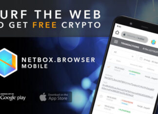 Netbox browser gets you free NBX Crypto coin