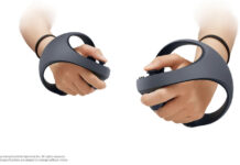 New Sony VR controllers for the PlayStation 5 launched 1