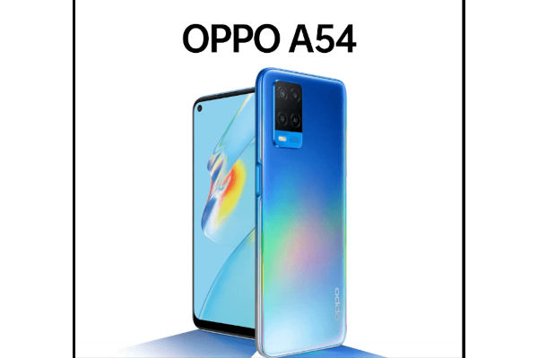 OPPO A54 4G Launched