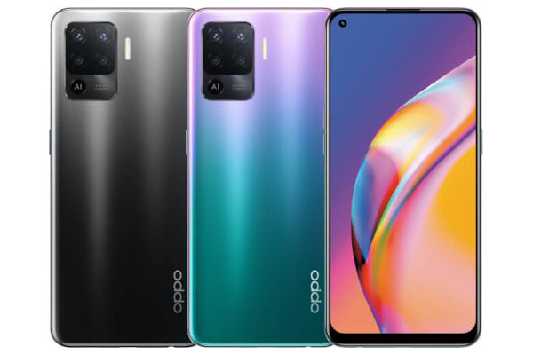 OPPO Reno5 Lite In Colors