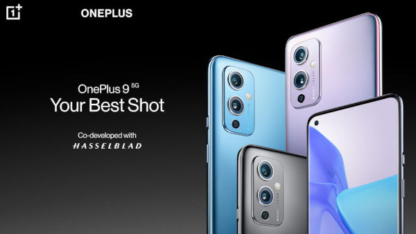 OnePlus 9 launched