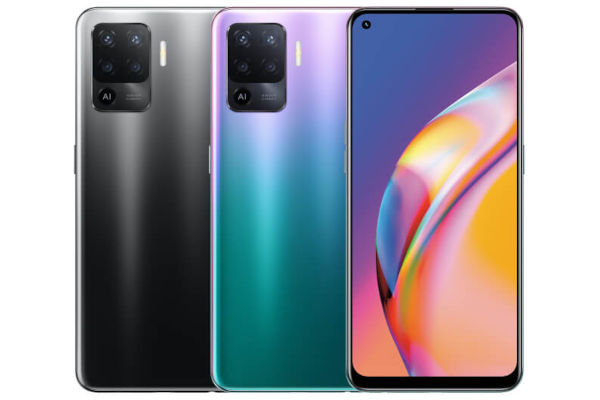 Oppo A94 In Colors