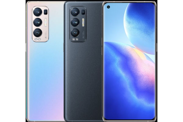 Oppo Find X3 neo in colors
