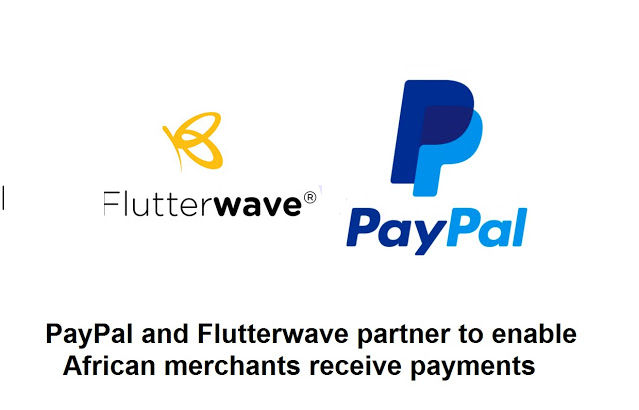 PayPal and Flutterwave in partnership