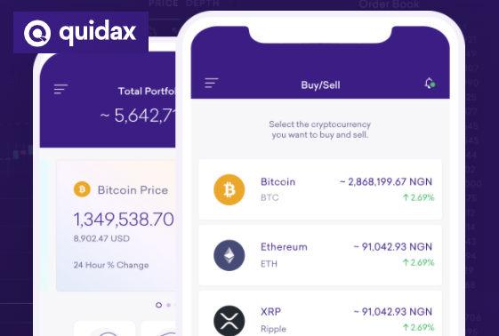 Quidax exchange