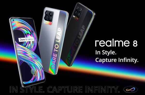 Realme 8 Pro launched
