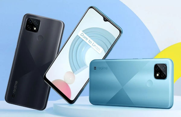 Realme C21 launched