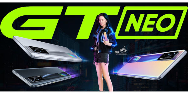 Realme GT Neo launched