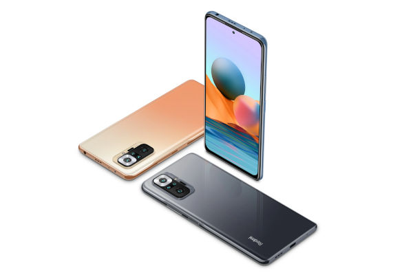 Redmi Note 10 Pro in colors
