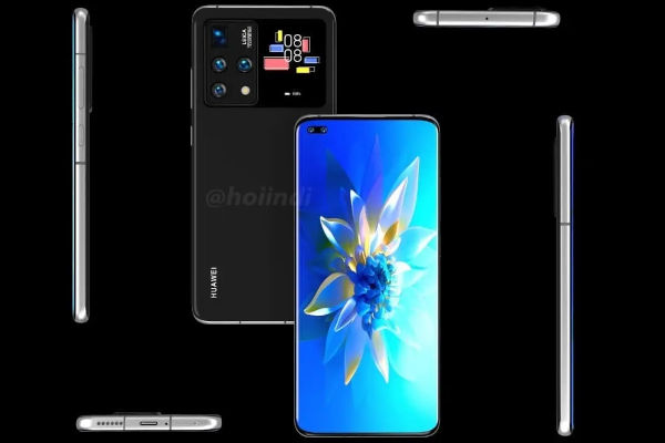 Renders Of Huawei Dual Screen Smartphone Published 1