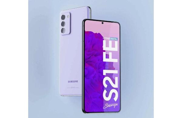 Samsung Galaxy S21 FE Renders Leaks