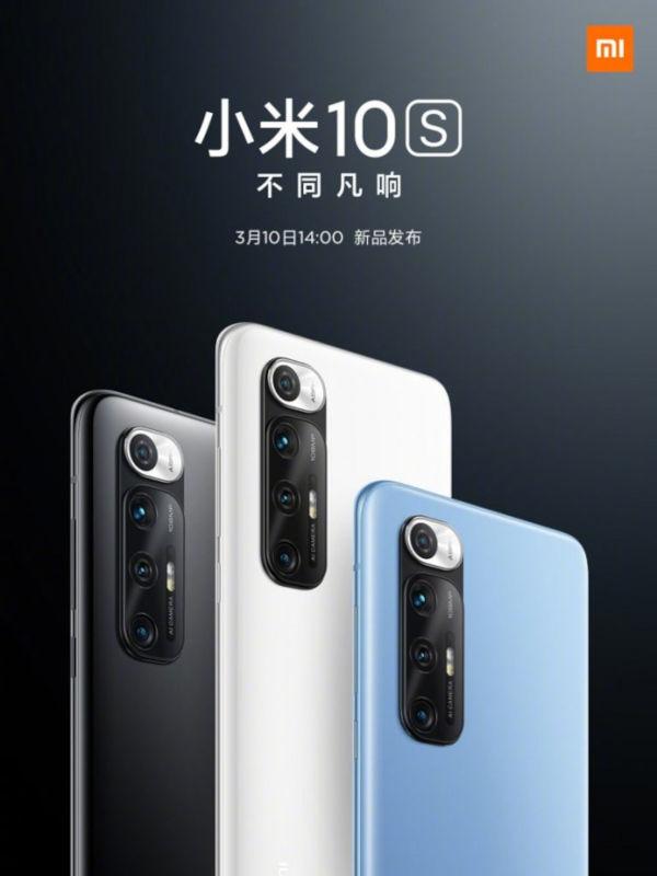 Xiaomi Mi 10 launch date 2