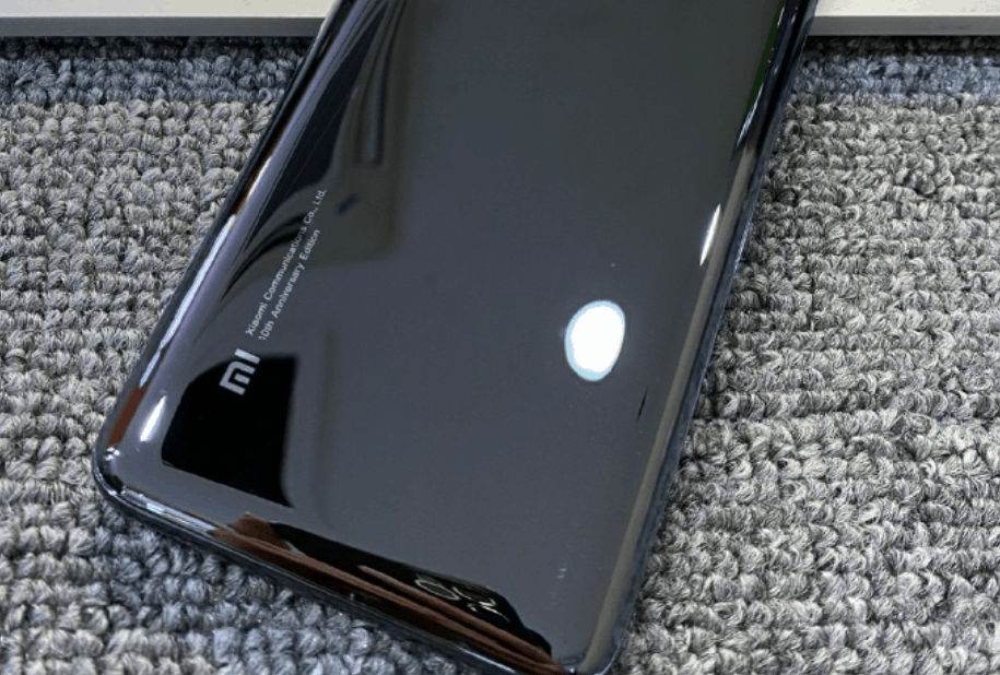 Xiaomi Mi 10 live image leaks 1