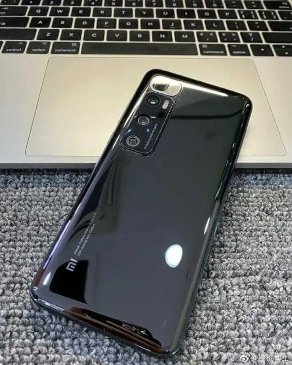 Xiaomi Mi 10 live image leaks