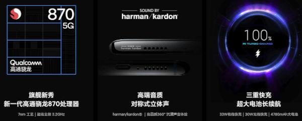 Xiaomi Mi 10S features