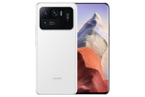 Xiaomi Mi 11 Ultra white