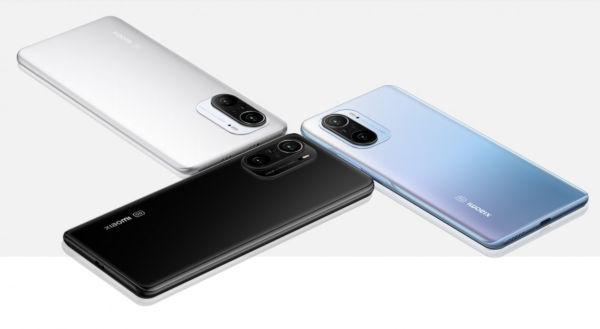 Xiaomi Mi 11i in colors
