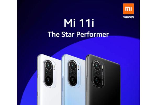 Xiaomi Mi 11i launched