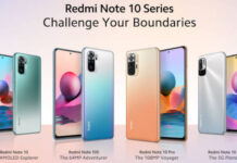 Xiaomi Redmi Note 10 series goes global
