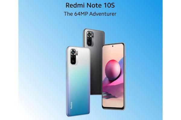 Xiaomi Redmi Note 10s launched 1