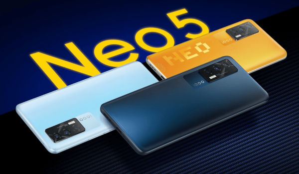 vivo iQOO Neo5 launched