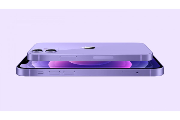 Apple iPhone 12 in Purple 2