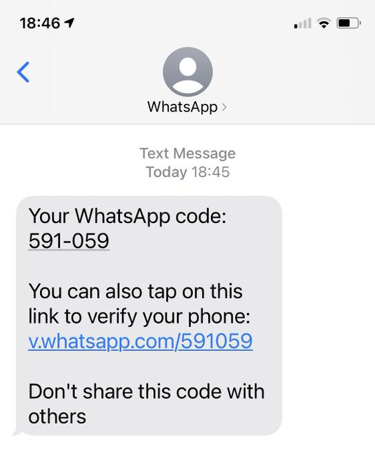 Here is A New Scam Spreading On WhatsApp