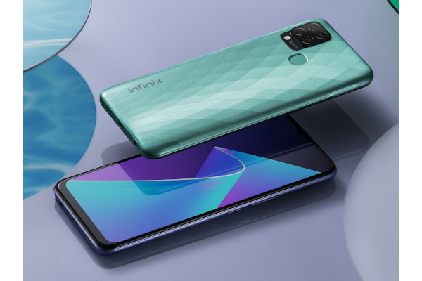 Infinix Hot 10S launched 1