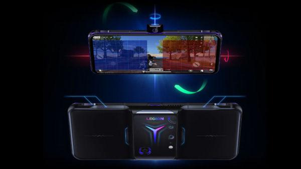 Lenovo Legion Phone Duel 2 Camera