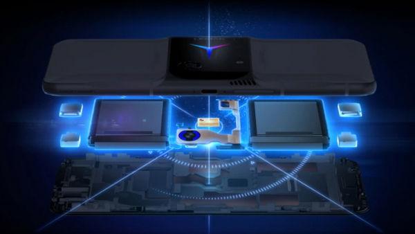 Lenovo Legion Phone Duel 2 internals