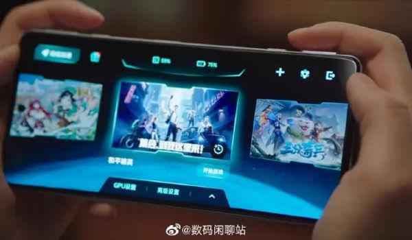 Live Images Of Redmi K40 Gaming Version Leaks