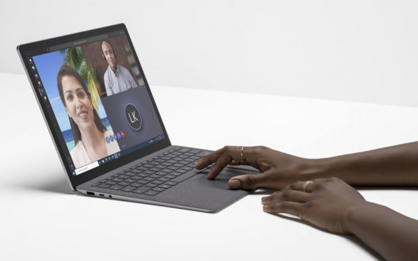 Microsoft Surface Laptop 4 launched 1