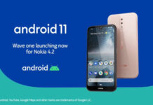 Nokia 4.2 receives android 11 update 1