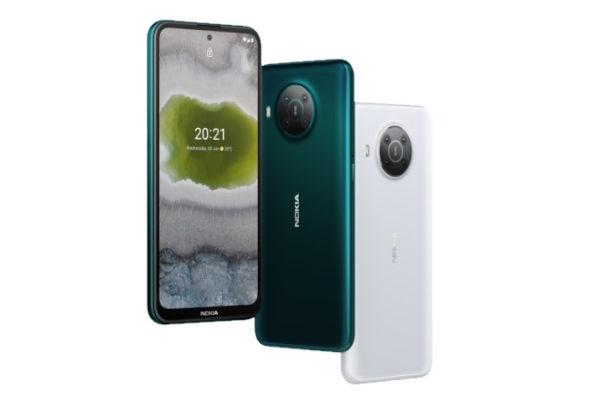 Nokia X10 in colors