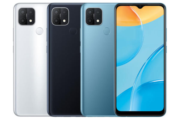OPPO A35 in colors