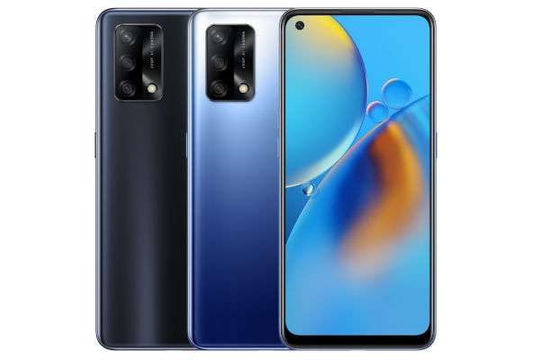 Oppo A74 4G in colors