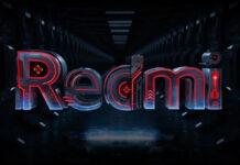 Redmi Gaming Smartphone coming